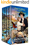 Santa Fe Brides and the Rescued Animals Books 7 - 10: 4 Book Box Set (Santa Fe Brides Volume 3)