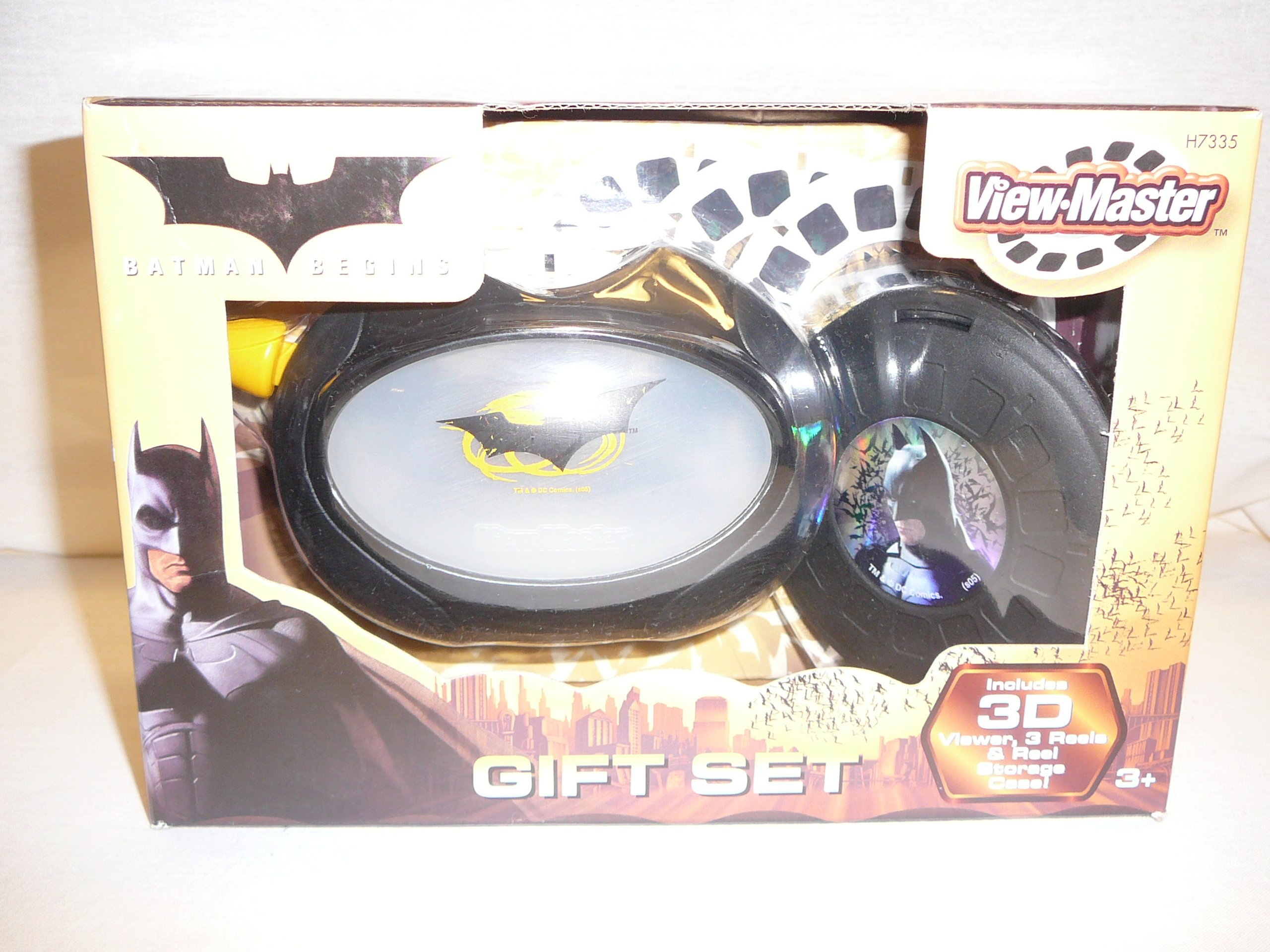 Batman Begins ViewMaster Gift Set [Viewer + Reels Gift Set]