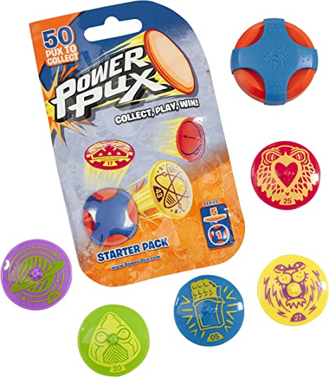 Power Pux STARTER PACK, multicolor (Goliath 83103) , color/modelo ...