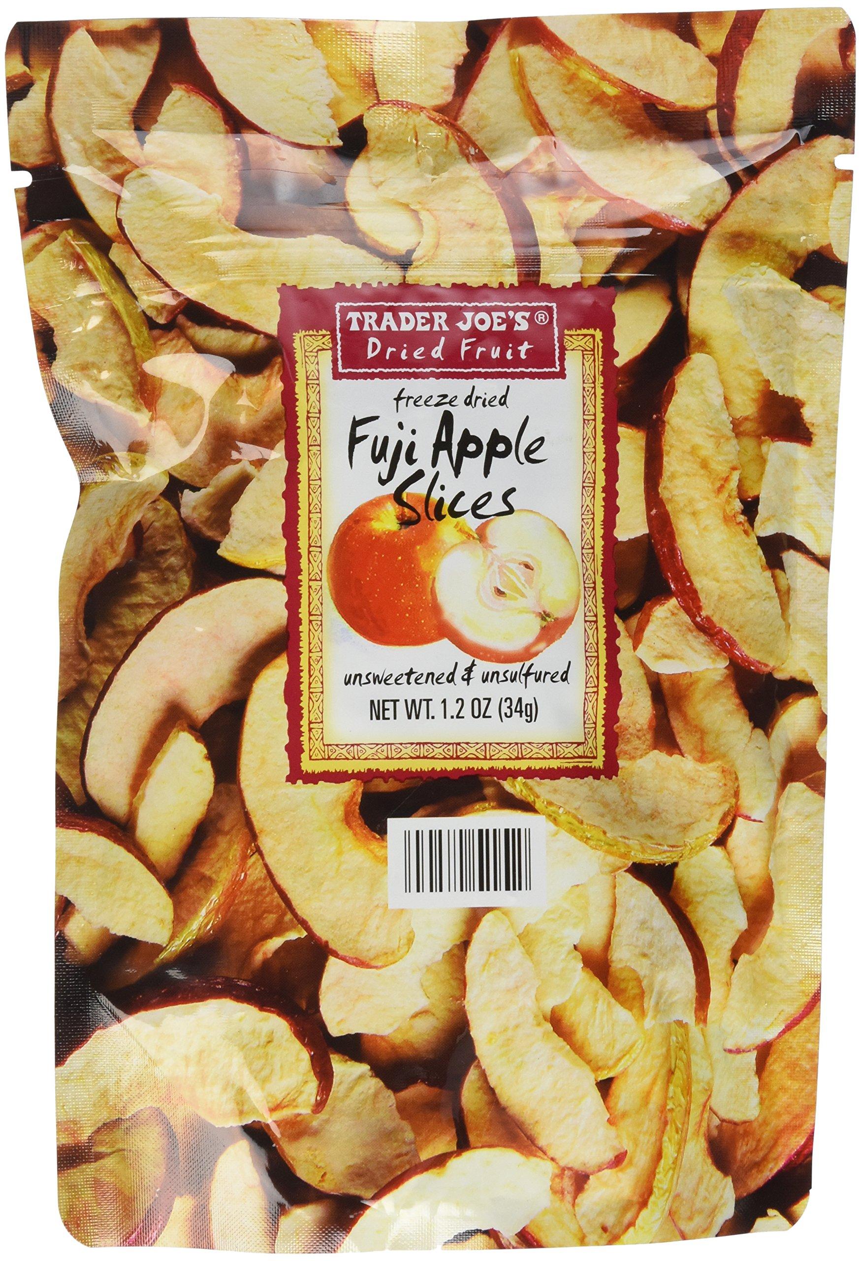 Freeze Dried Fuji Apple Slices