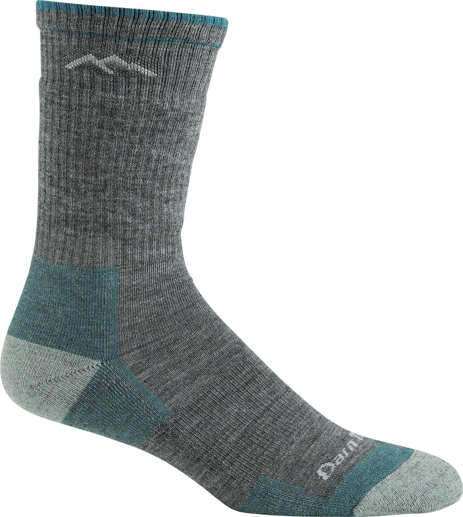 Darn Tough Vermont (1907) Women's Boot Cushion Socks, Slate, Medium by Darn Tough