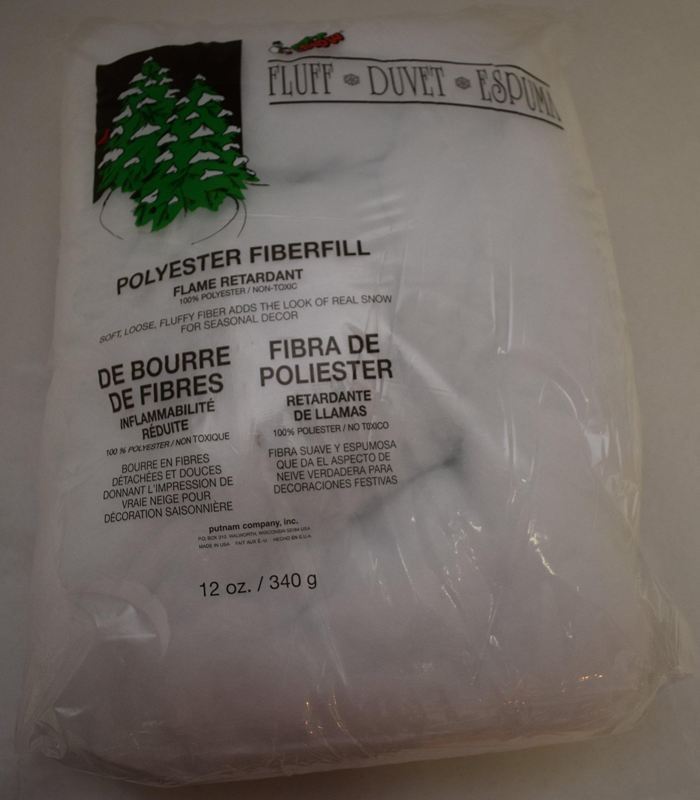 Soft Snow Fluff Duvet Espuma Artificial Snow