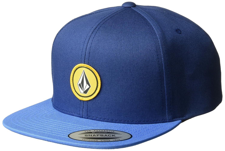 Volcom - Sombrero de Sarga para Hombre Azul Midnight Talla única D5511561 1f37903ac94