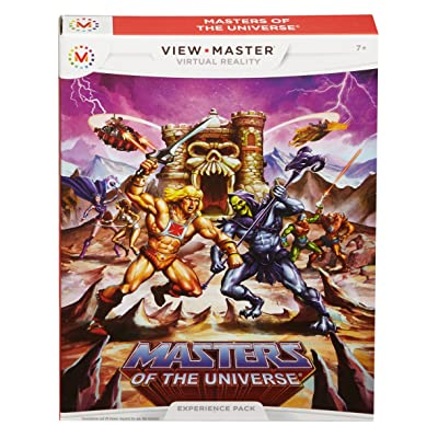 Mattel Games View-Master Masters of The Universe Experience Pack Toy: Toys & Games