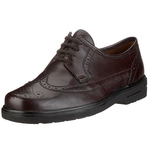 Hombre De Zapatos Pacco Cordones 28447 Sioux Para Amazon es HqtY14nFwn