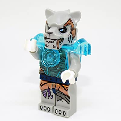 LEGO Chima Saraw with Armor Minifigure: Toys & Games