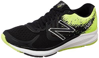new balance vazee prism v2. new balance men\u0027s vazee prism v2 running shoe, black/hi lite, 7 2e a