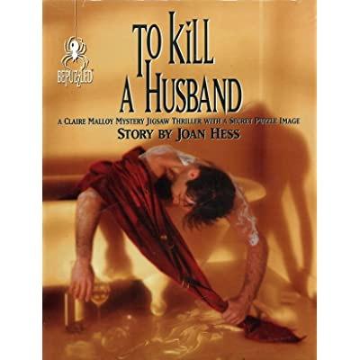 Bepuzzled To Kill a Husband Jigsaw Puzzle (1000-Piece): Toys & Games
