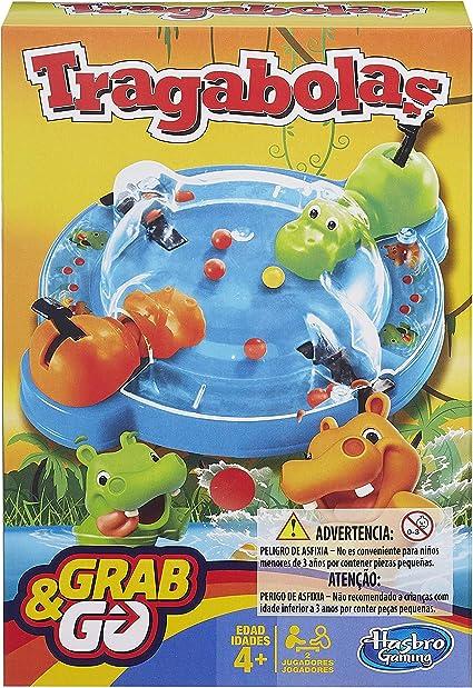 Games - Tragabolas Viaje (Hasbro B1001175): Amazon.es: Juguetes y ...