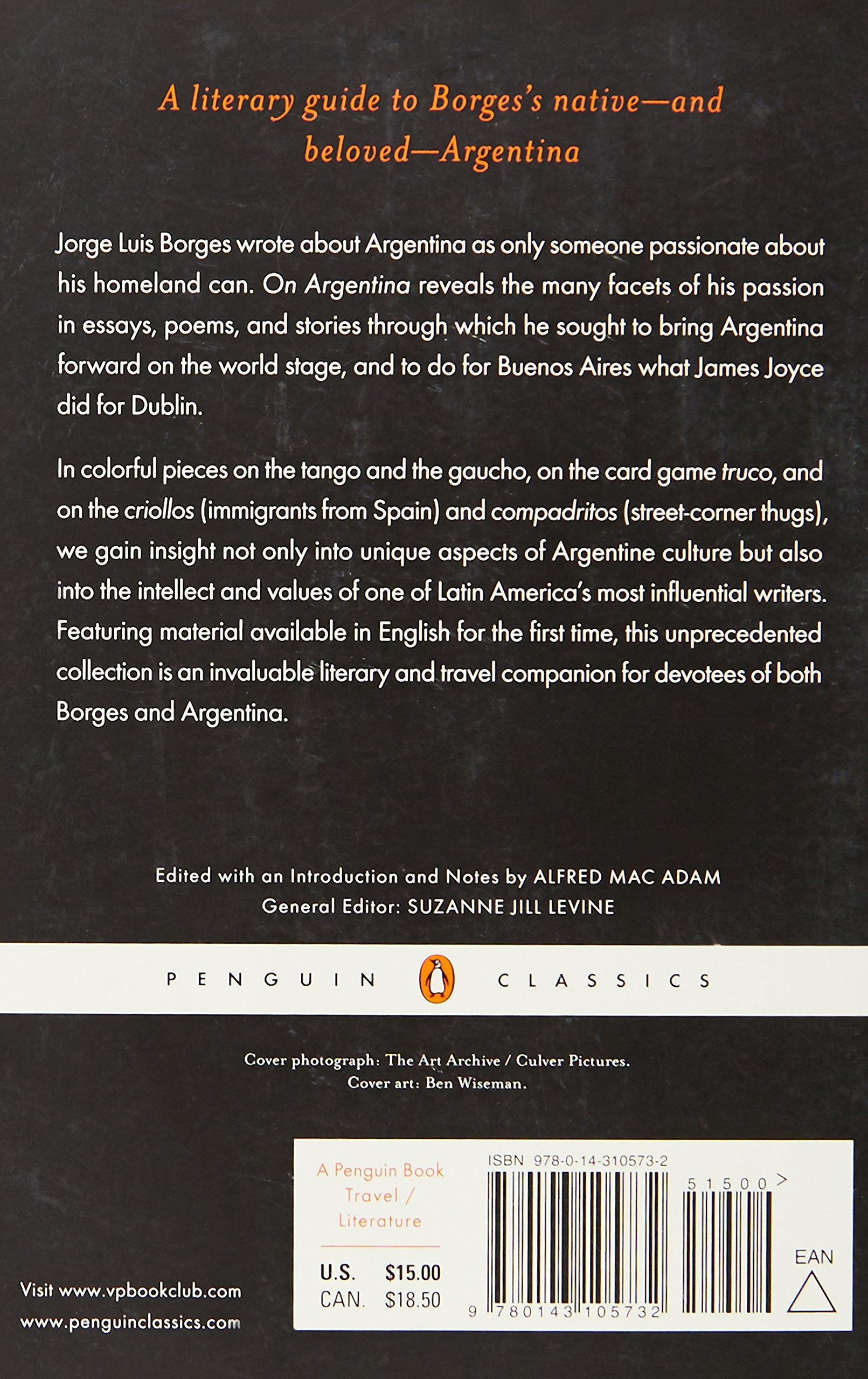 on penguin classics jorge luis borges suzanne jill on penguin classics jorge luis borges suzanne jill levine alfred mac adam 9780143105732 com books