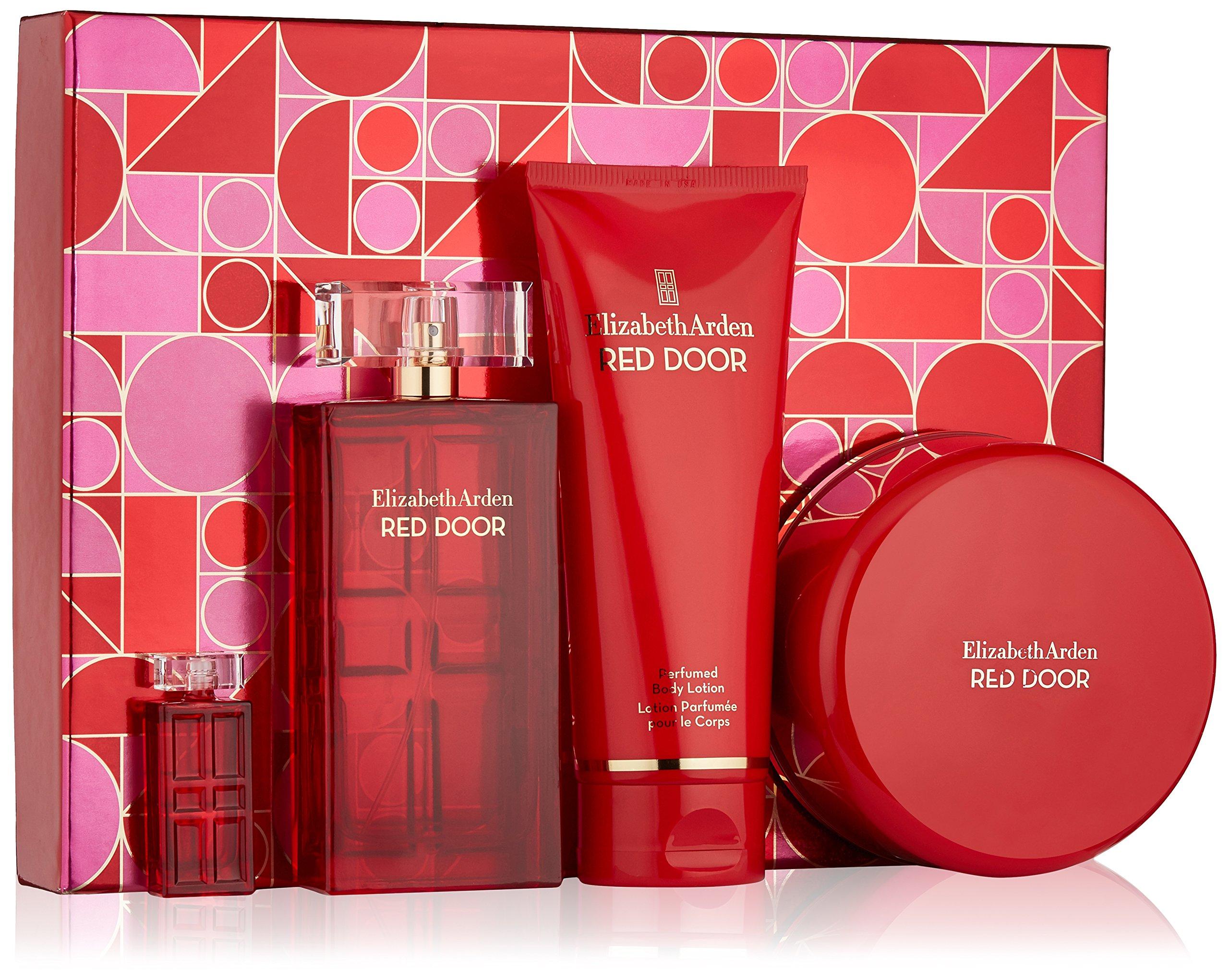 Amazon Elizabeth Arden Red Door Holiday Set Luxury Beauty