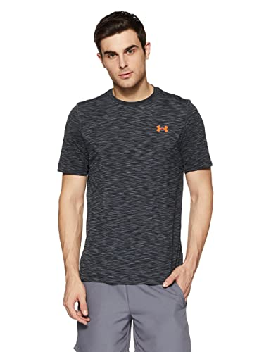Under Armour Men's Striped Slim Fit T-Shirt <span at amazon