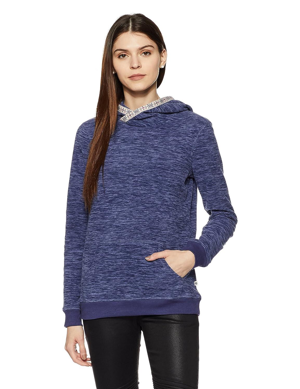 TALLA M (talla del fabricante: M). Roxy Ride Flows Polar Mujer Blue Print FR: