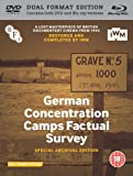 German Concentration Camps Factual Survey (DVD + Blu-ray)