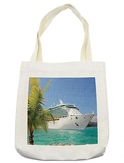 c93e9866fda9 Amazon.com - Lunarable Holiday Tote Bag