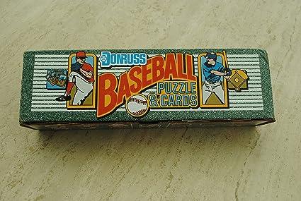 Amazoncom Donruss 1990 Baseball Cards Complete Factory Set