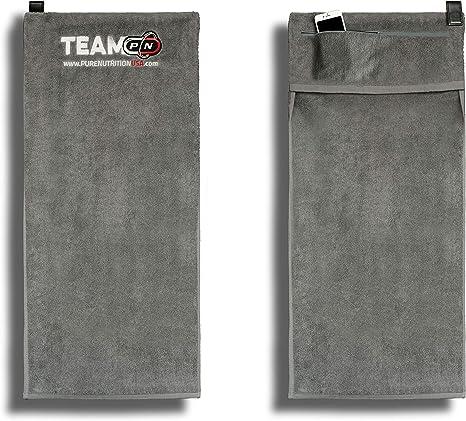 Deportes Fitness Gimnasio Viaje Baño Toalla|Material de algodón ...