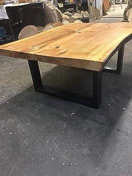 Table Basse Tronc D Arbre Env 90 X 80 X 35 Cm Loisirs