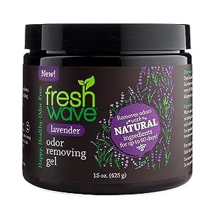 Fresh Wave Lavender Odor Removing Gel, 15 oz. Jar