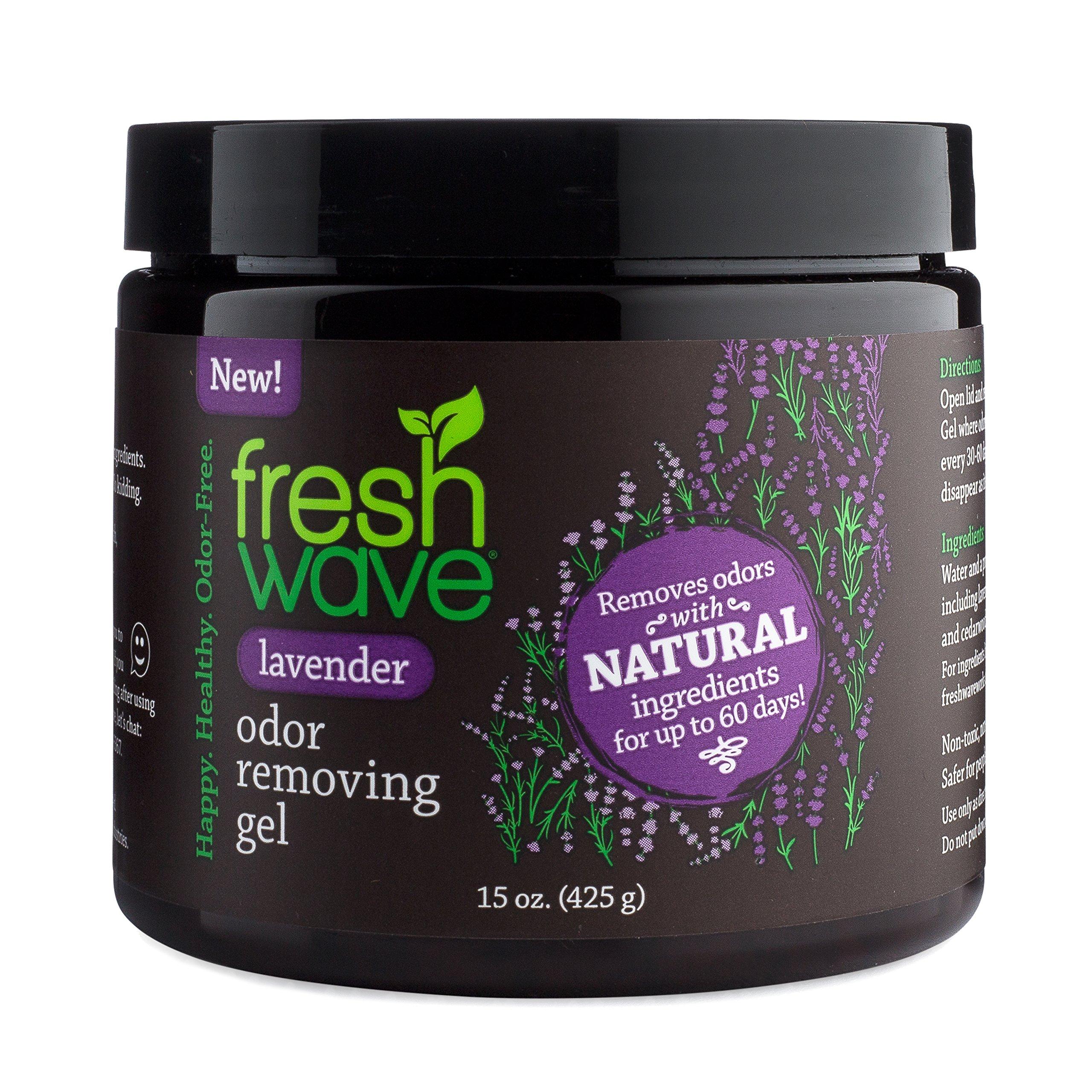 Fresh Wave Lavender Gel, 15 Ounce