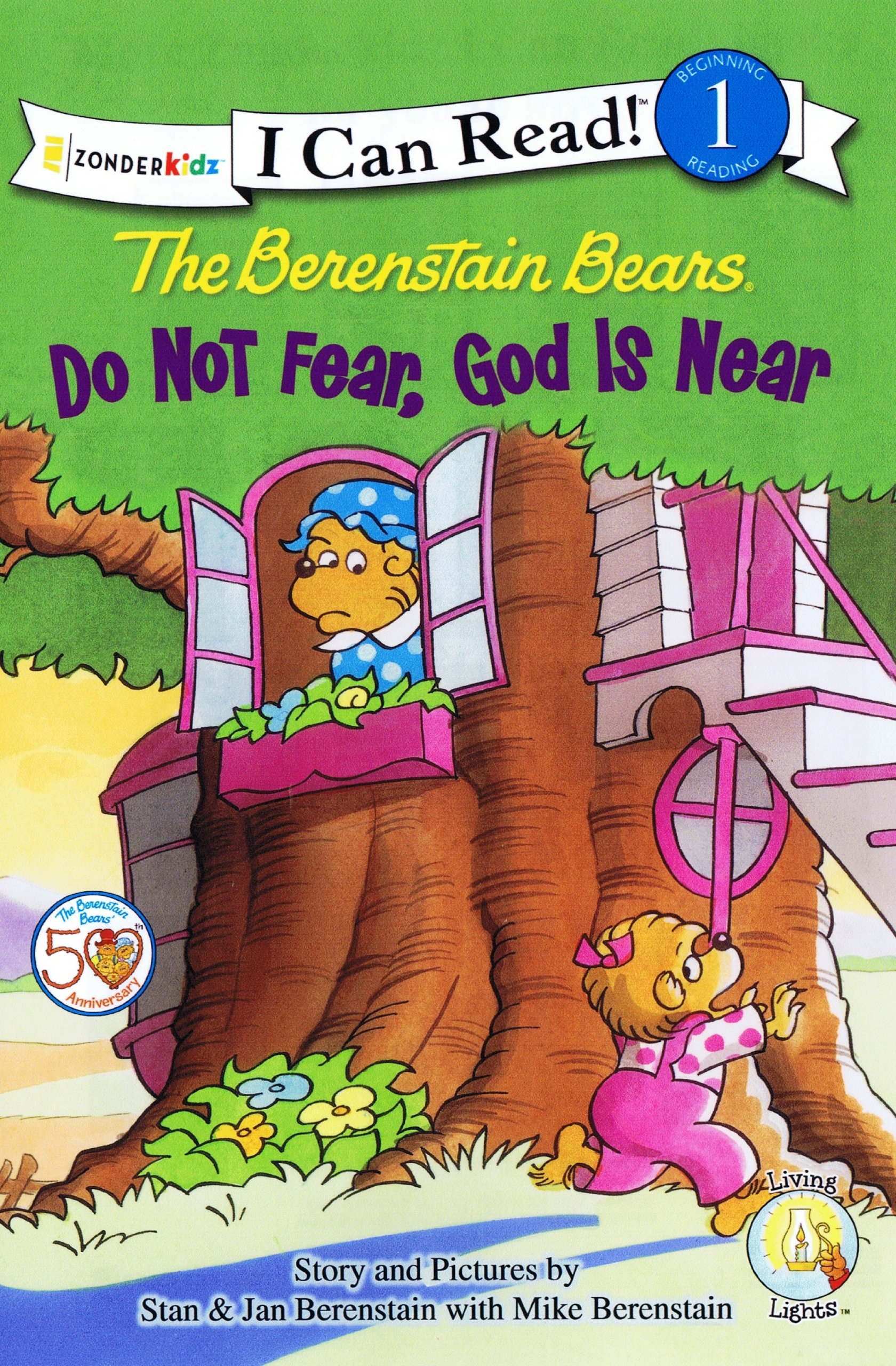 Berenstain Bears Fear Living Lights product image