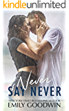 Never Say Never (A Taking Chances Standalone: Book Three)
