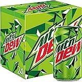 Mountain Dew Soda, 12 Fl Oz (pack of 24)