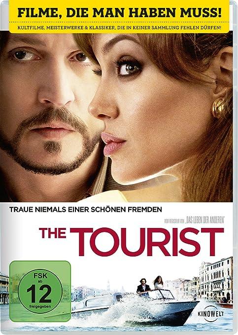 The Tourist [Alemania] [DVD]: Amazon.es: Angelina Jolie ...