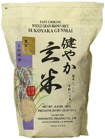 Arroz integral Sukoyaka: Amazon.com: Grocery & Gourmet Food