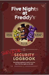 Five Nights at Freddy's: The Silver Eyes: Amazon co uk: Scott