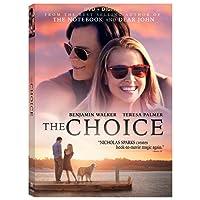 The Choice [DVD + Digital]