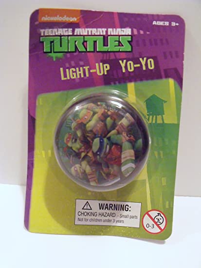 Amazon.com: Teenage Mutant Ninja Turtles PURPLE Light up Yo ...