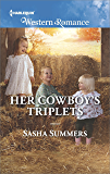 Her Cowboy's Triplets (The Boones of Texas)
