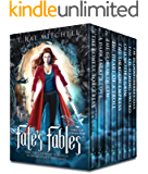 Fate's Fables Collection: One Girl's Journey Through 8 Unfortunate Fairy Tales (Fate's Journey Book 1)