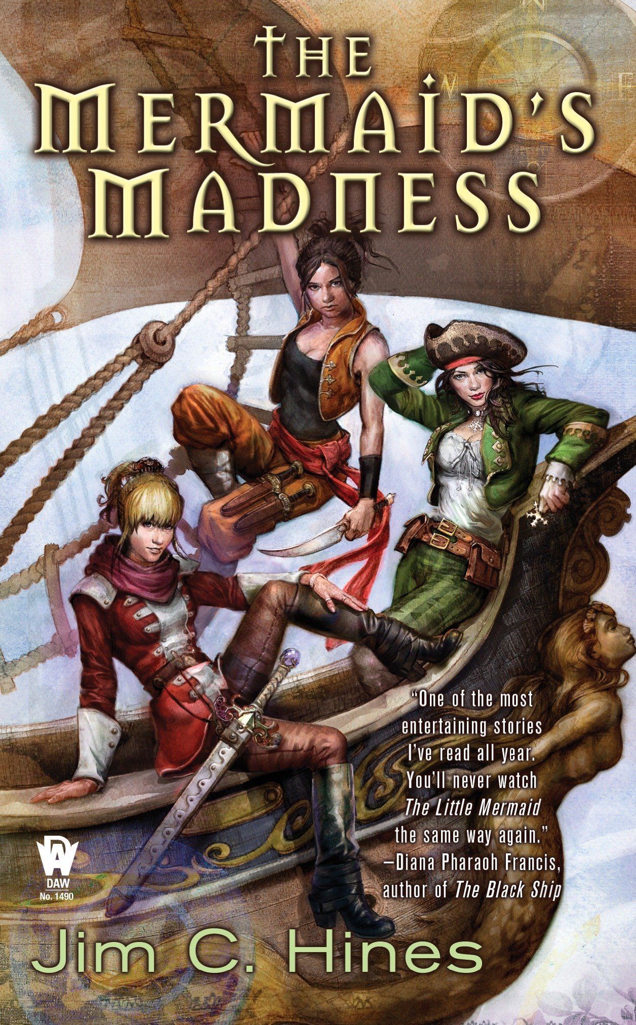 Read Online The Mermaid's Madness (Princess Novels) ebook