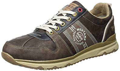 Mustang Men's 4095 302 32 Trainers: Amazon.co.uk: Shoes & Bags