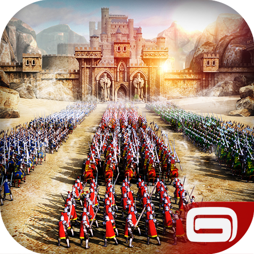 March of Empires: War of Lords (Best Train Games For Pc)