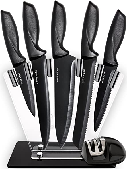 Kitchen Knives Knife Set With Stand