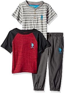 and Short Set T-Shirt Marc Ecko Baby Boys Sleeve Sport