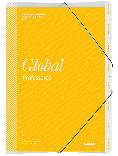 Amazon.com : (CAT) AGENDA CARPETA-GLOBAL : Office Products