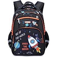 Kids Backpacks,Kindergarten Perfect Size School Backpack for Girls and Boys,Water Resistant Easy to Clean Preschool Book…