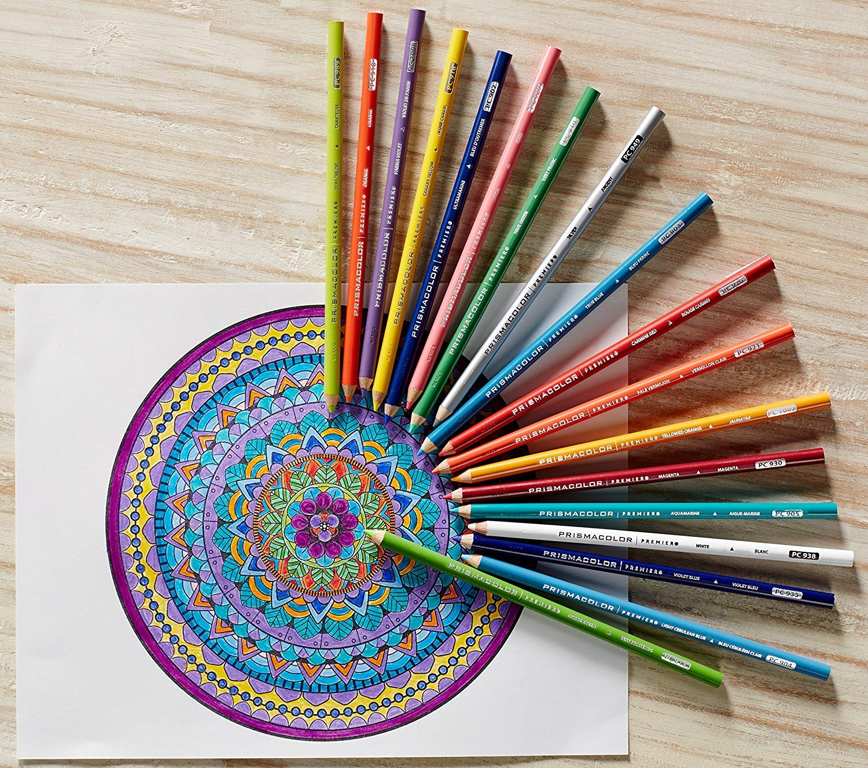 3598T Premier Colored Pencils, Soft Core, 48 Pack (Premium color) by Prismacolor (Image #7)