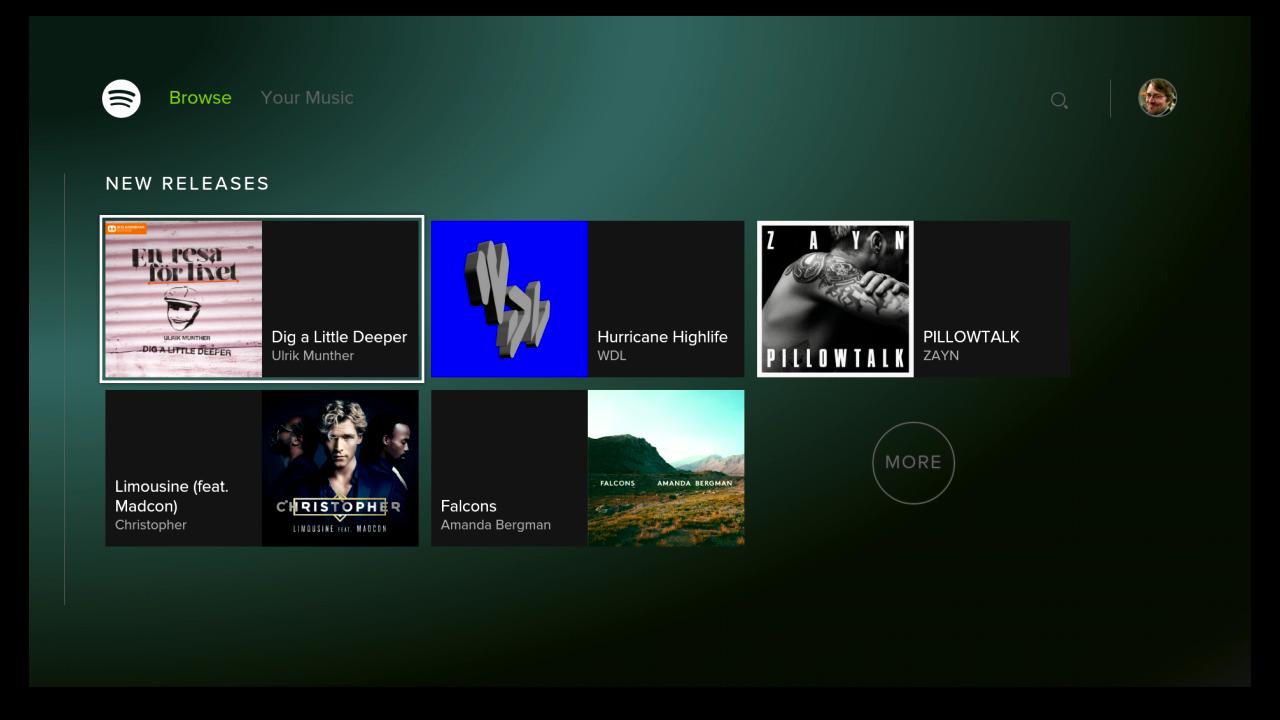 Spotify Fire Tv