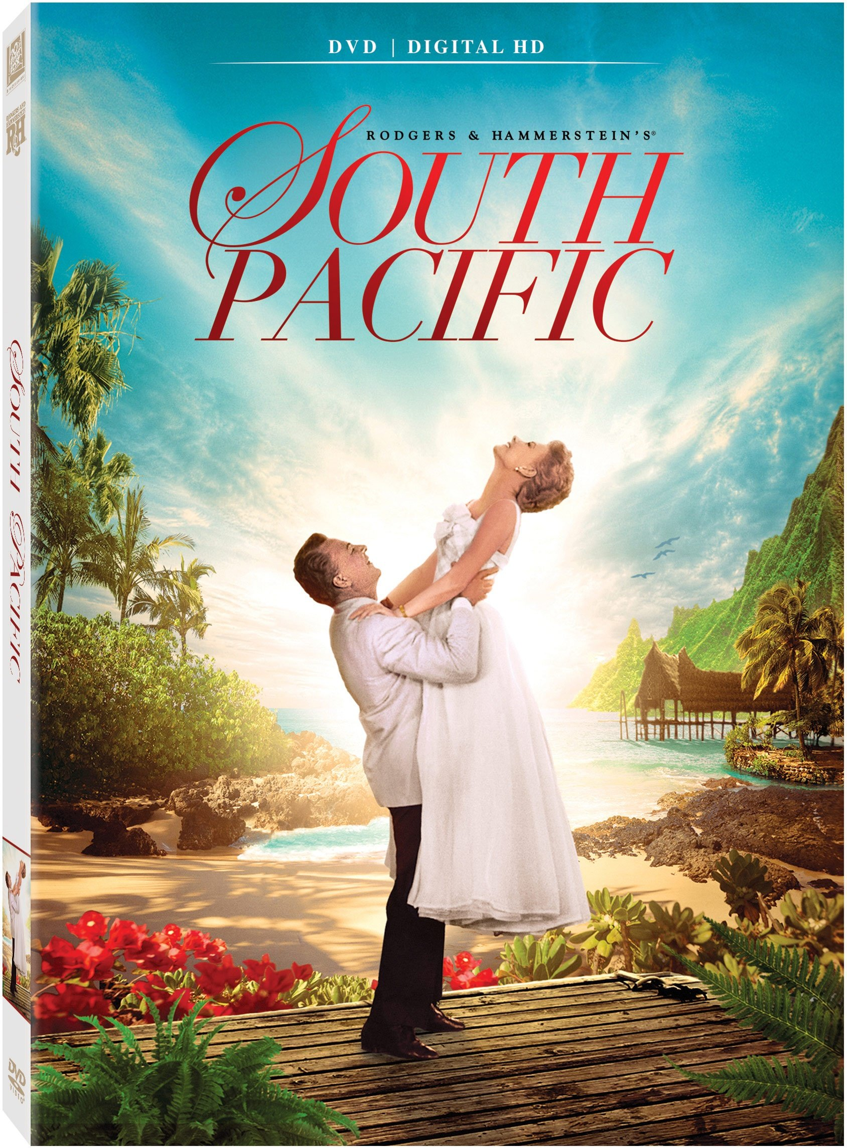 DVD : South Pacific (Digitally Mastered in HD, , Dubbed, Widescreen, Dolby)