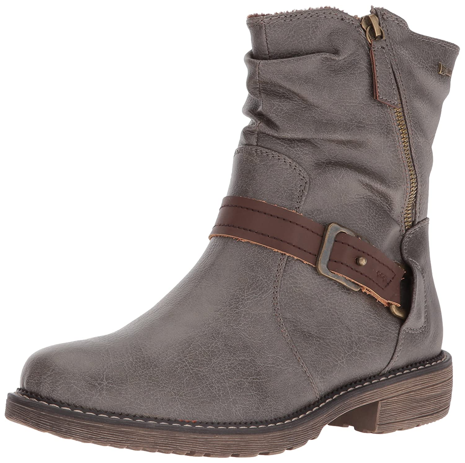 Spring Step Women's Feijo Boot B01EIS6C9W 39 M EU / 8.5 B(M) US|Gray