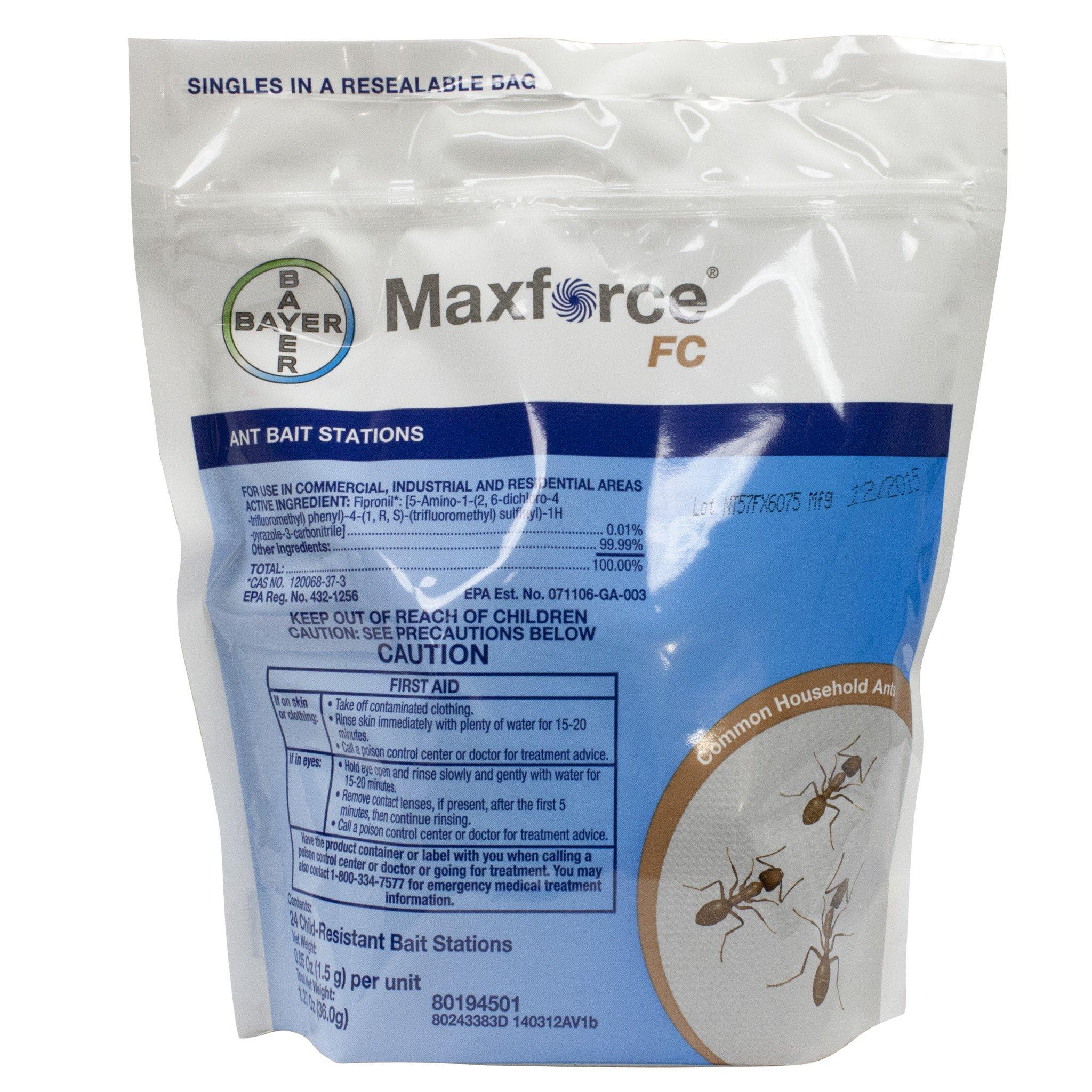 Maxforce FC Ant Bait Stations 1 Bag BA1074