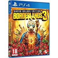 Borderlands 3 PEGI INT PS4