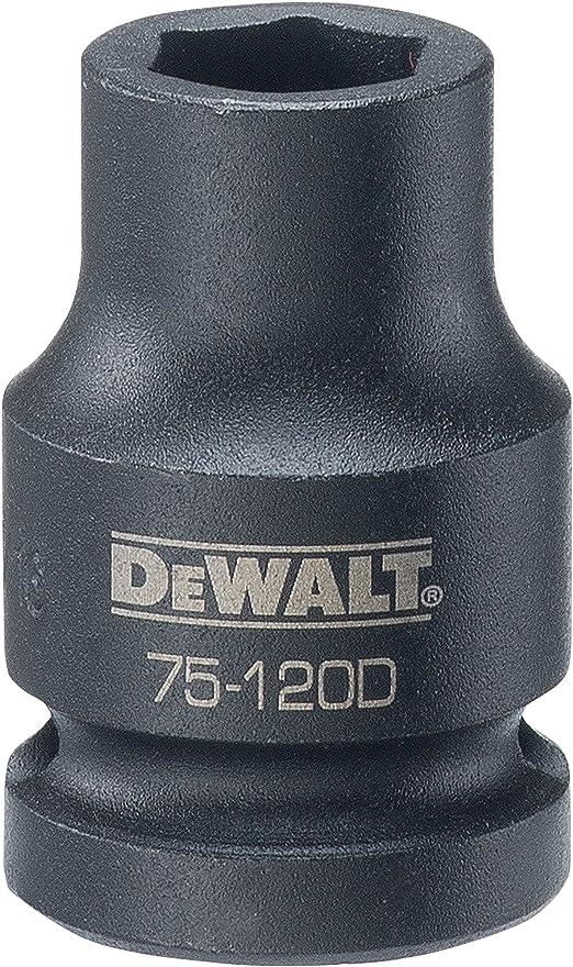 DEWALT 6 PT 1//2 Drive Impact Socket 1-1//8 SAE