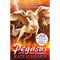Pegasus and the New Olympians: Book 3 (English Edition)