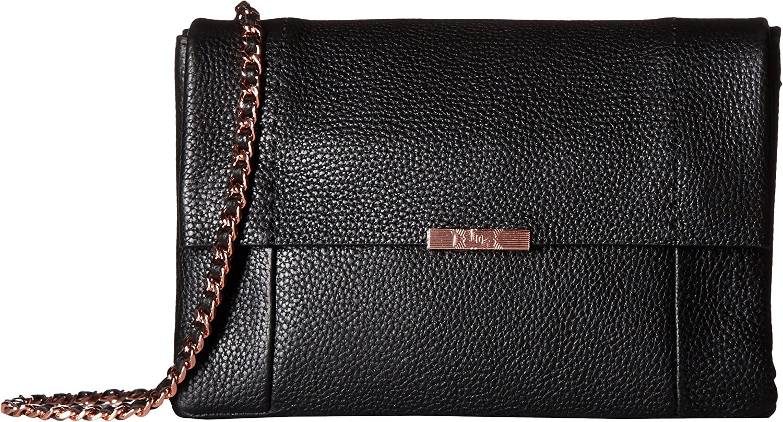 2a8d2a08b8a032 Ted Baker Parson Shoulder Bag black  Amazon.co.uk  Clothing